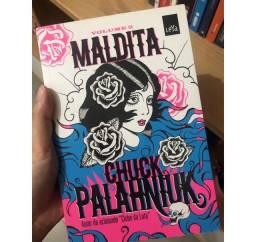 Maldita - Chuck Palahniuk