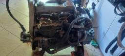 Motor diesel Control