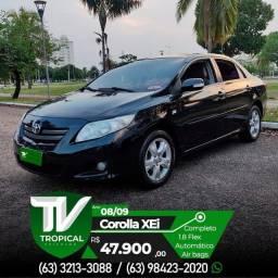 Título do anúncio: Toyota COROLLA SEDAN XEi 1.8 16v