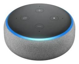 Título do anúncio: Alexa Echo Dot 3rd Assistente Virtual