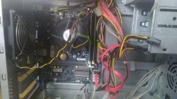 Cpu Gamer I5 + 8GB RAM + 2GB vídeo + 500Hd