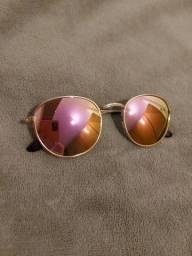 Óculos novo espelhado