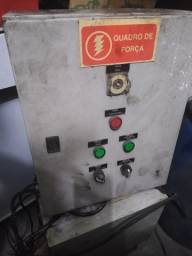 Título do anúncio: Painel de comandos elétricos no estado Caixa metálica Quadro de força