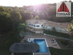 Título do anúncio: Casa com 6 dormitórios à venda, 750 m² por R$ 2.950.000,00 - Fazenda Duas Marias - Jaguari