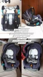 Título do anúncio: Bebê conforto com base Chicco