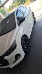 Onix 2021 versao RS turbo automático