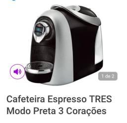 Cafeteira modelo modo
