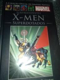 Quadrinhos marvel/DC Graphic novel 5 Quadrinhos por 80$