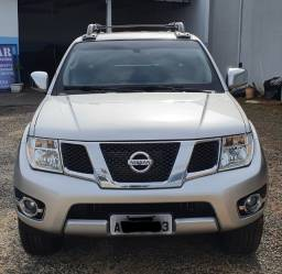 Nissan Frontier SL 2.5 2014 4x4 (Placa A) Automática