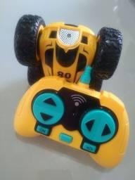 Carrinho controle remoto bateria