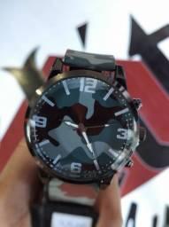 Relógios pulseira borracha