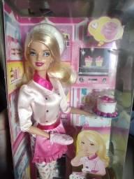 Barbie quero ser confeiteira original