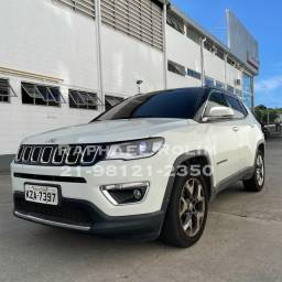 Jeep Compass Limited 2.0 Flex 2018 - Apenas 17.500km
