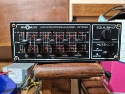 Amplificador Motoradio