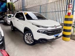 FIAT TORO FREEDOM + GNV 2018 aceito troca