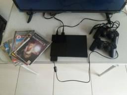 Título do anúncio: PlayStation 2 completo