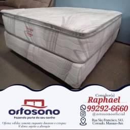Título do anúncio: ~ cama cama casal conjunto - promoçao entrega gratis
