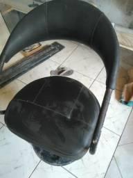 Cadeira de cabelereira
