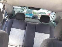 Fiesta Sedan preto com completo com GNV - 2010