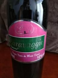 Caravaggio Vinho Tinto De Mesa Suave Italiano Antigo