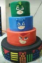 Pós festa dos PJ Masks