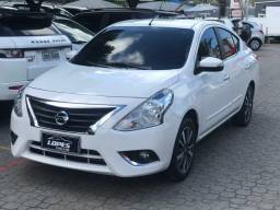 Nissan Sentra 1.6 SL 2018 Multimídia, Bancos Couro, Desafio Mais Novo! - 2018