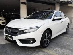 Honda Civic 1.5 16V Turbo Gasolina Touring 4Portas Cvt 2017/2017 - 2017