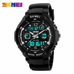 SKMEI Relógio Digital Quartz Militar
