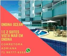 1 e 2 Suites na Ondina com Infra Completa e Vista Mar - Ondina Ocean