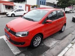 VW-Fox 1.0 Flex 2014 Único Dono Completo, Troco e Financio - 2014