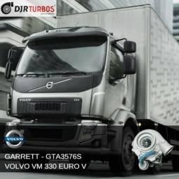 Turbina para Volvo VM330 - Euro V