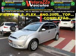 Ford fiesta sedan 2005 1.6 mpi sedan 8v flex 4p manual - 2005