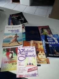 Livros espíritas Zibia Gasparetto (14 livros)