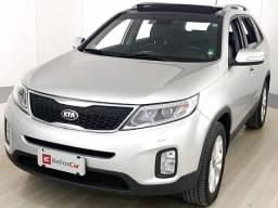 Kia Motors Sorento 3.5 V6 24V 278cv 4x4 Aut. - Prata - 2015 - 2015