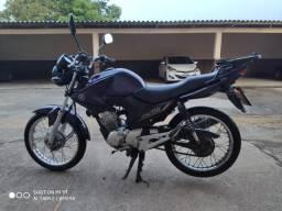 Moto yamaha ybr-125 factor E. - 2012