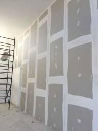 Tek divisórias em drywall