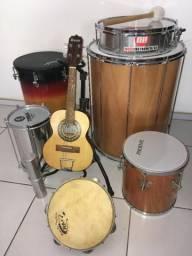 Percusão
