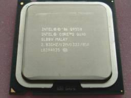 Core 2 quad Q9550 2.83 GHZ (quadcore) Socket LGA 775
