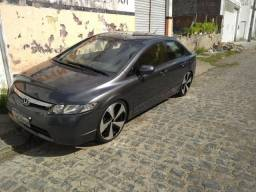 Vendo ou troco civic lxs 2008 automatic - 2008