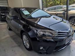 Toyota Corolla Xei 2015 2.0 Baixo Km Barato A Baixo da Tabela - 2015