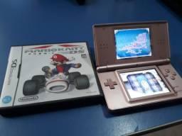 Nintendo DS com Cartão R4 100 Jogos