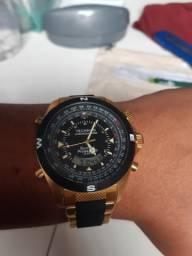 Relógio Technos banhado novinho