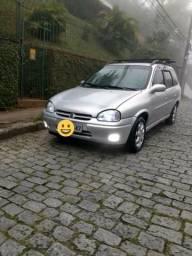Corsa wagon 1.6 8v gls 99 - 1999