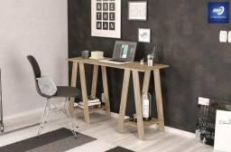 Mesa Cavalete com duas prateleiras #FreteGRÁTIS* #Garantia #Lacrado