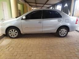 Vende-se Etios Sedan XLS 1.5 2016/2017 - 2016