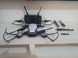 Drone JN28 c/ Câmera - Fotos e Vídeos