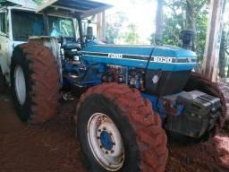 Trator traçado Ford / New Holland 8030 4x4