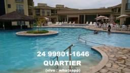Aluguel de Flats Hotel Aldeia das Aguas Park Resort Quartier