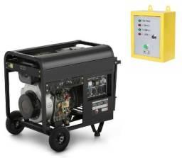 Gerador Diesel 6,5kva Automático Novo na Caixa - Ultima peça, Barbada!