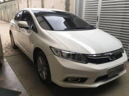 Vendo Honda Civic lxr 2.0 13/14 automático - 2014